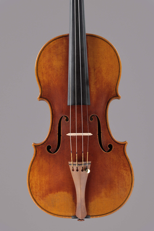 Violon Funda 2021 - Patrick Robin Luthier
