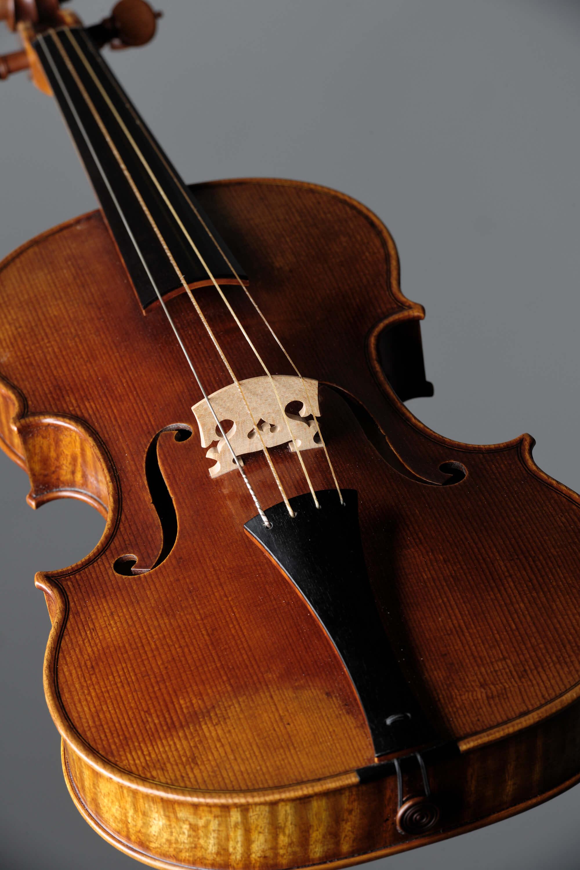 Violon Baroque Florence Malgoire - Patrick Robin Luthier