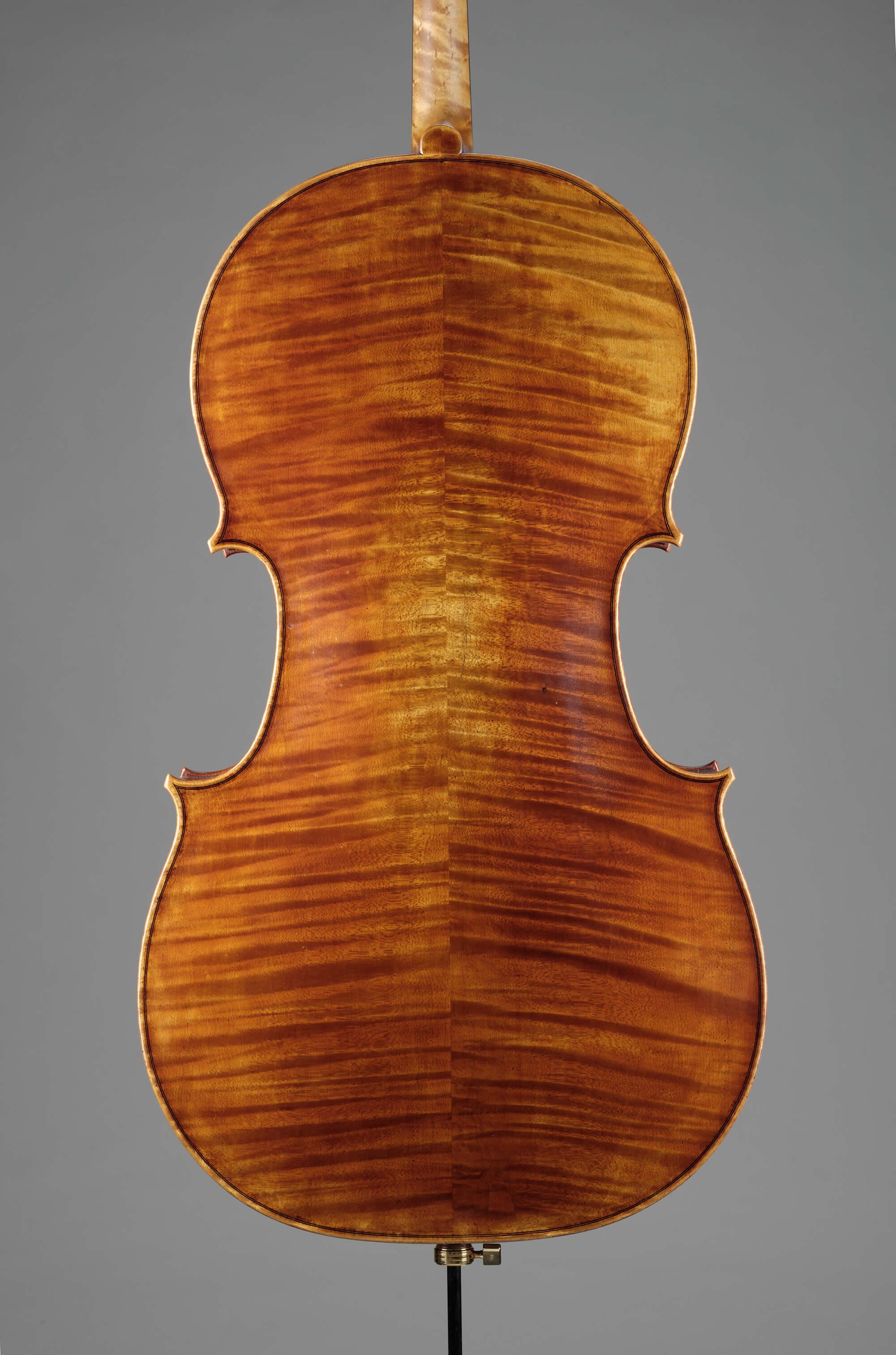Violoncelle Raphael Wallfisch - 2013 - Patrick Robin Luthier