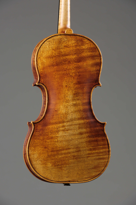 Concours Long Thibaud - Violon - Patrick Robin Luthier