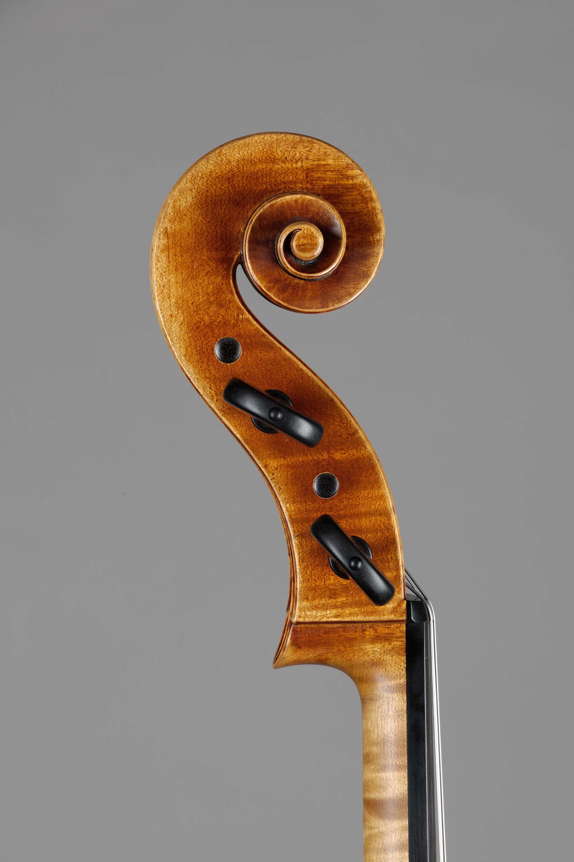 Violoncelle Alain Meunier - 20212 - Patrick Robin - Luthier