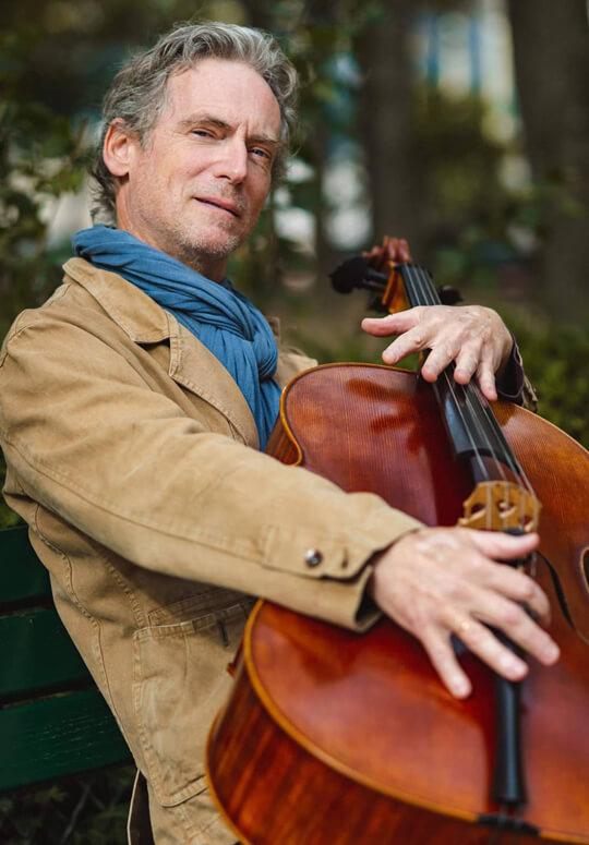 Sabine Stoffer - Libro Primo - Patrick Robin musicians testimonials