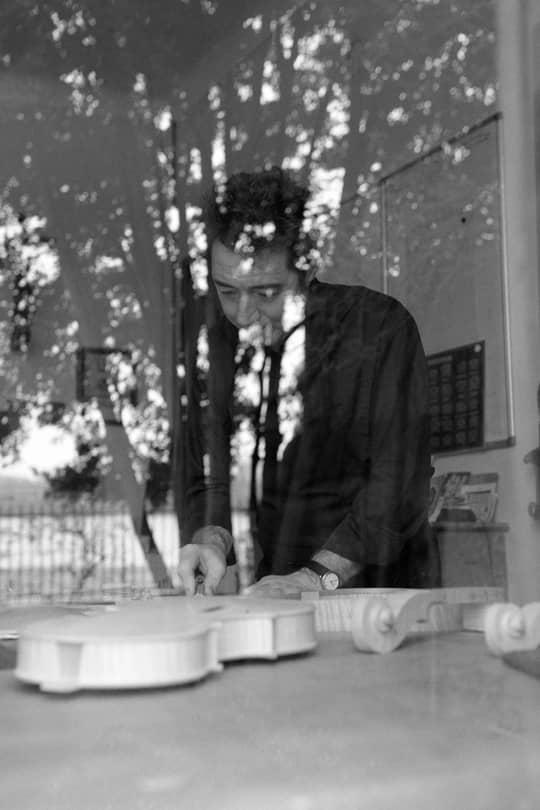 Patrick Robin - Violin Maker - France
