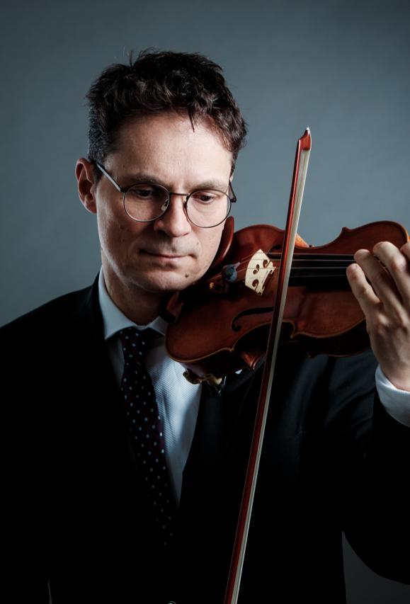Gherghiu Alexander - Tonkünstler Orchestra - Patrick Robin musicians testimonials