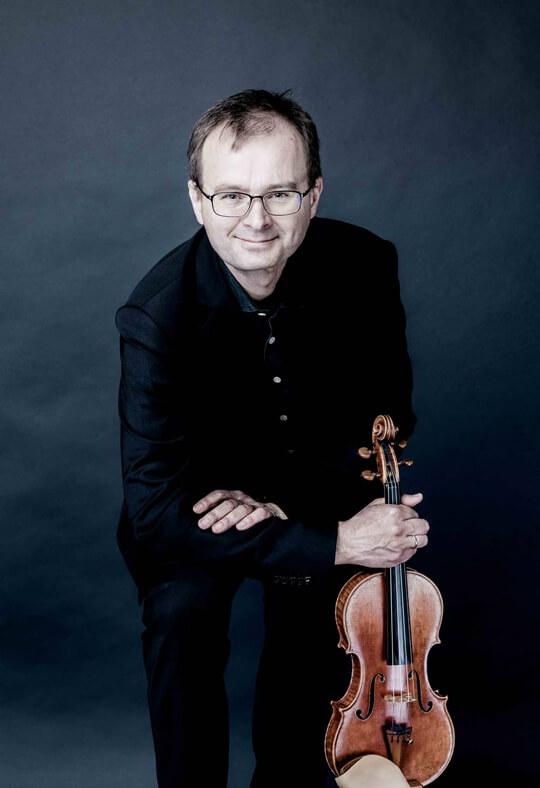 Ludwig Muller - Aron Quartett - Patrick Robin musicians testimonials