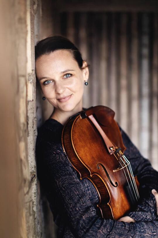 Pauline Sachse - Musikhochschule Lübeck -Patrick Robin musicians testimonials