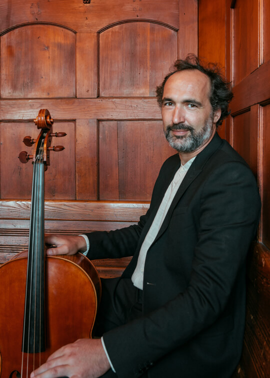Pierre Augustin Lay - Thetrum Affectuum - Patrick Robin musicians testimonials