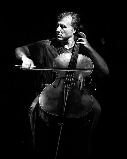 Raphael Wallfisch - Patrick Robin musicians testimonials