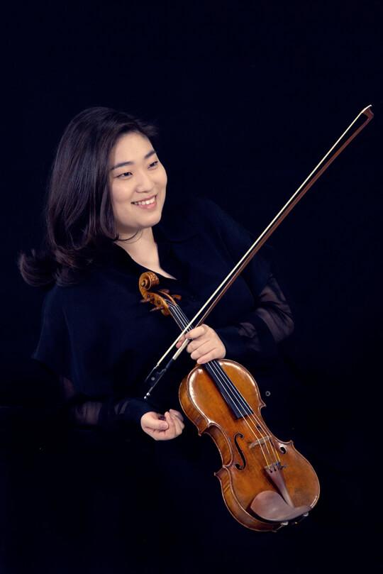 Suyoen Kim - Artemis quartett - Patrick Robin musicians testimonials