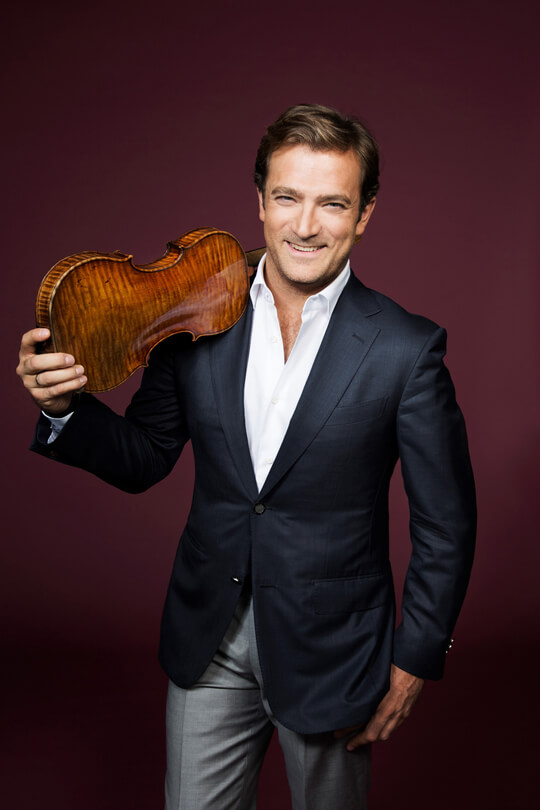 Renaud Capuçon - Patrick Robin musicians testimonials