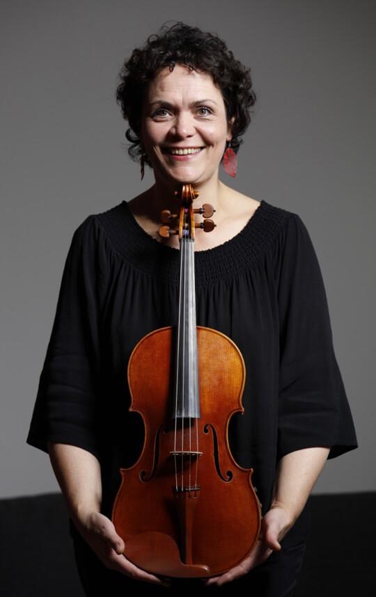 Tabea Zimmermann - Patrick Robin musicians testimonials